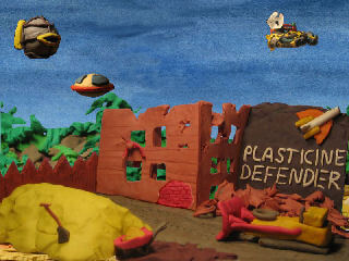 Plasticine Defender Download